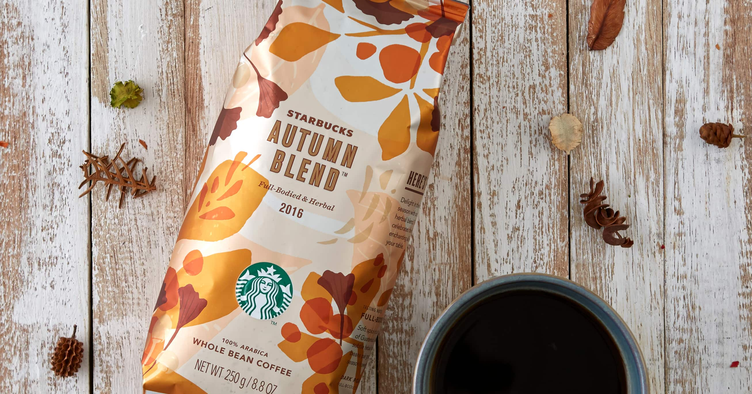 Autumn Blend Coffee Packet